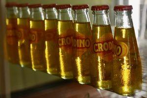 Italienischer, alkoholfreier Aperitif Crodino