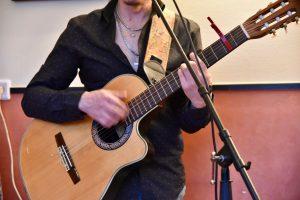 Musik live im Bistro des Canal Grande zum 20 Jährigem