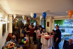 Große Feier für 20 Jahre Canal Grande